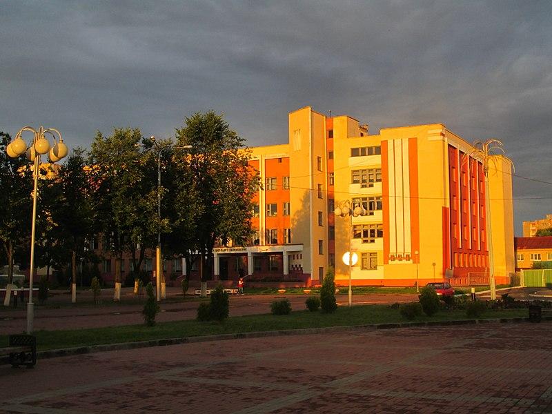 شهر کالینکاویچی بلاروس