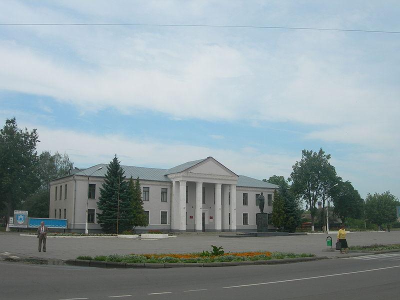 شهر بیاروزا بلاروس