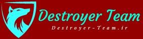 سایت شخصی گروه Destroyer
