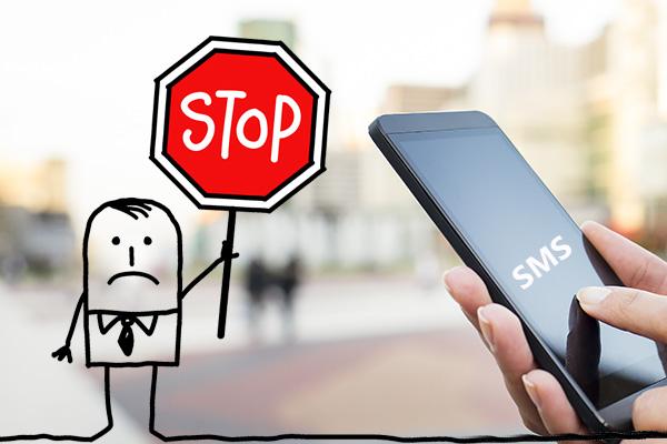 عدم دریافت پیامک های تبلیغاتی ایرانسل و همراه اول