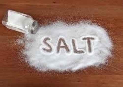 اندازه گیری نمک