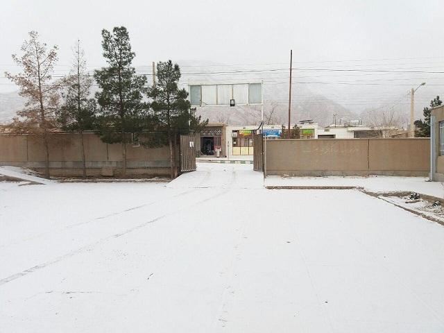 بارش اولين برف زمستاني اكثر نقاط شهرستان زيركوه