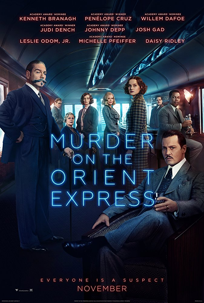 دانلود فیلم خارجی Murder on the Orient Express 2017