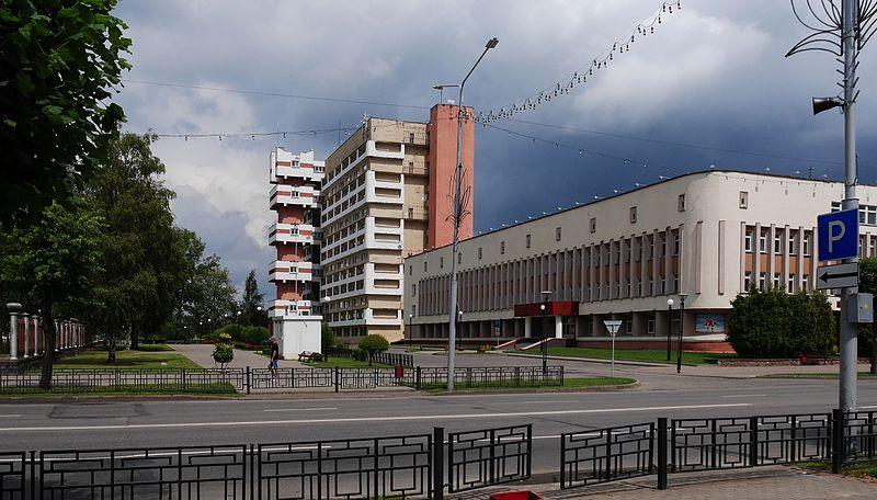شهر ناواپولاتسک بلاروس