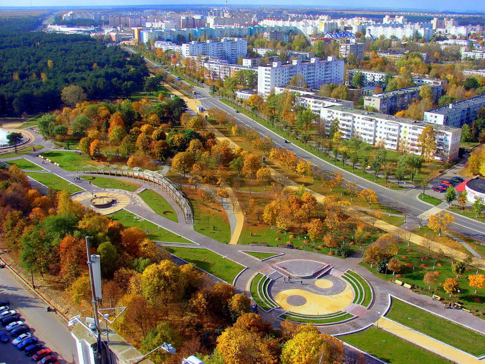 شهر سالیهورسک بلاروس