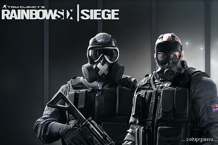 اطلاعاتی از اوپراتورهای جدید Rainbow Six Siege منتشر شد