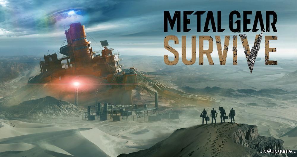 سیستم مورد نیاز بازی Metal Gear Survive مشخص شد