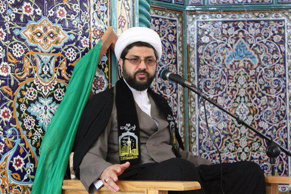 امام جمعه شهر قهدریجان دشمنان نمی توانند قهدریجان را مورد طمع قراردهند