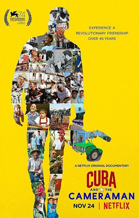 دانلود مستند کابل و فیلمبردار Cuba And The Cameraman 2017