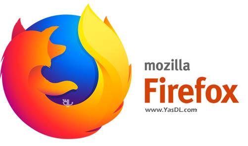 دانلود موزیلا فایرفاکس Mozilla Firefox 58.0.1 Final x86/x64 + Farsi + Portable
