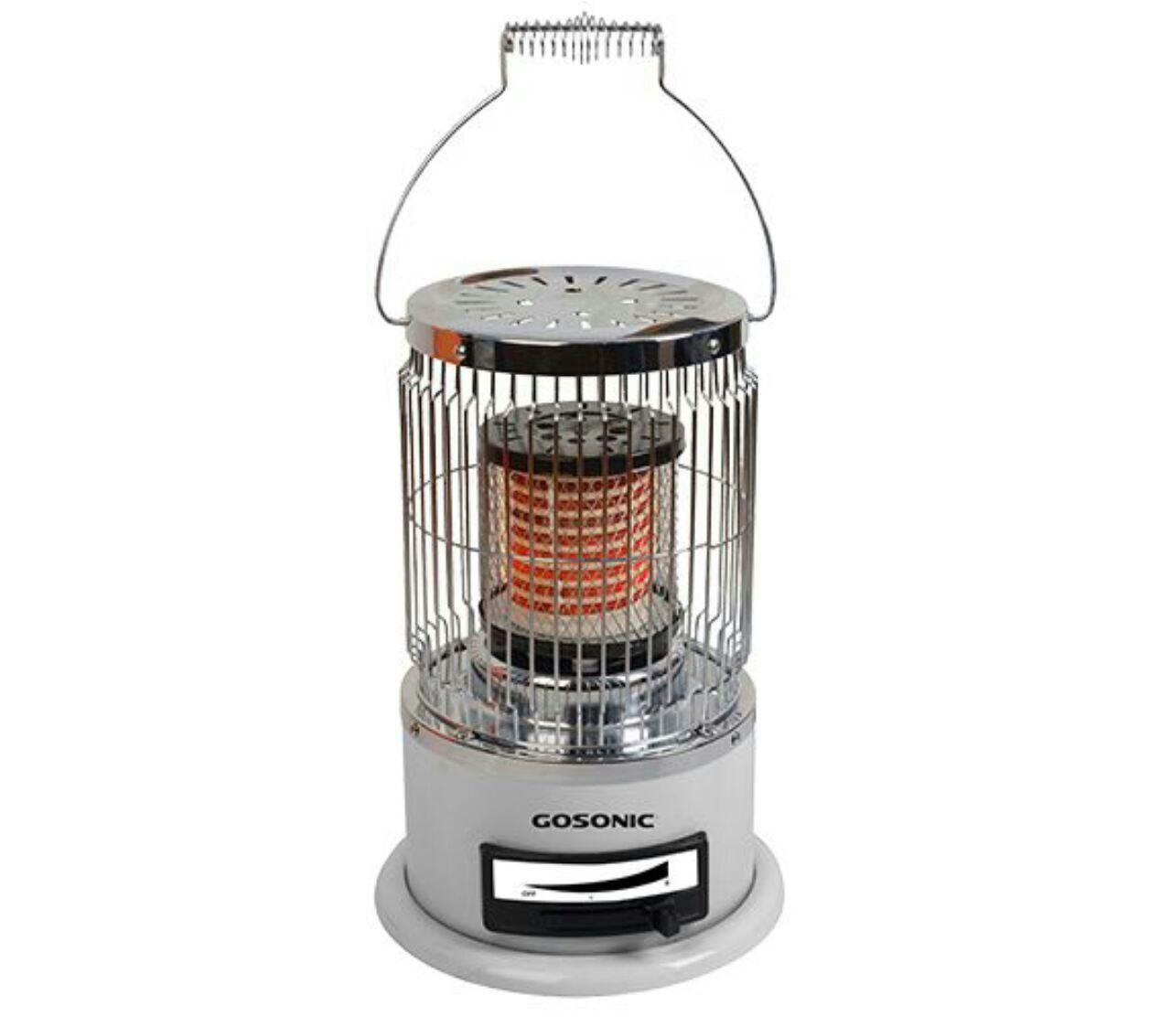 بخاری برقی والور برقی گوسونیک gosonic مدل 215