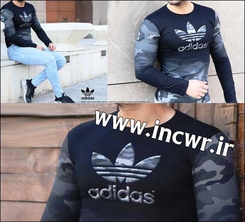 تیشرت چریکی مردانه آدیداس Adidas 2018