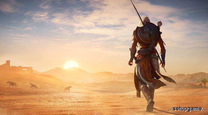 عنوان Assassin's Creed Origins سرانجام کرک شد