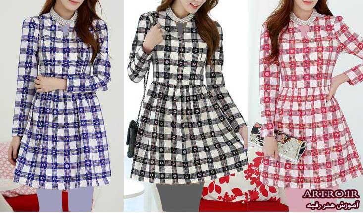 لباس فانتزی دخترانه کره ای,