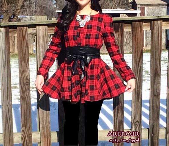 مدل پیراهن فانتزی دخترانه