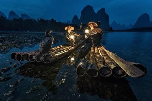 ماهیگیری...