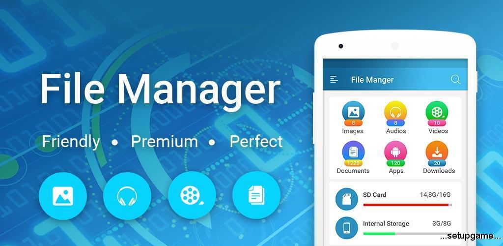 دانلود Top Droid File Manager Pro 1.10 – برنامه فایل منیجر قدرتمند و پر امکانات اندروید
