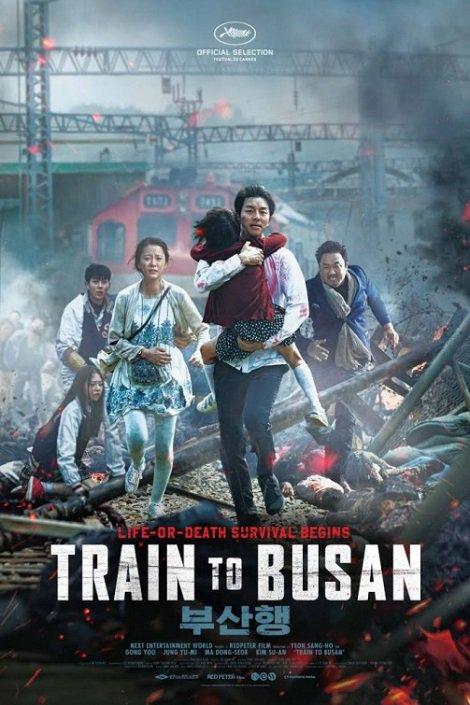 دانلود فیلم قطار بوسان Train to Busan 2016 دوبله فارسی