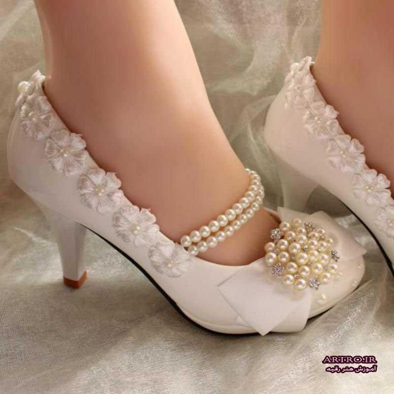 مدل کفش عروسی,