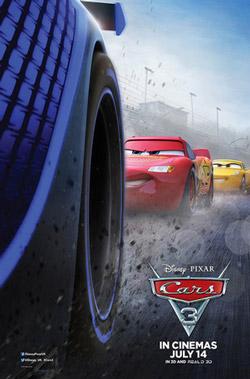 دانلود دوبله فارسی انیمیشن Cars 3 2017