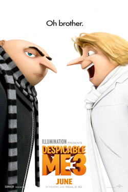 دانلود دوبله فارسی انیمیشن Despicable Me 3 2017
