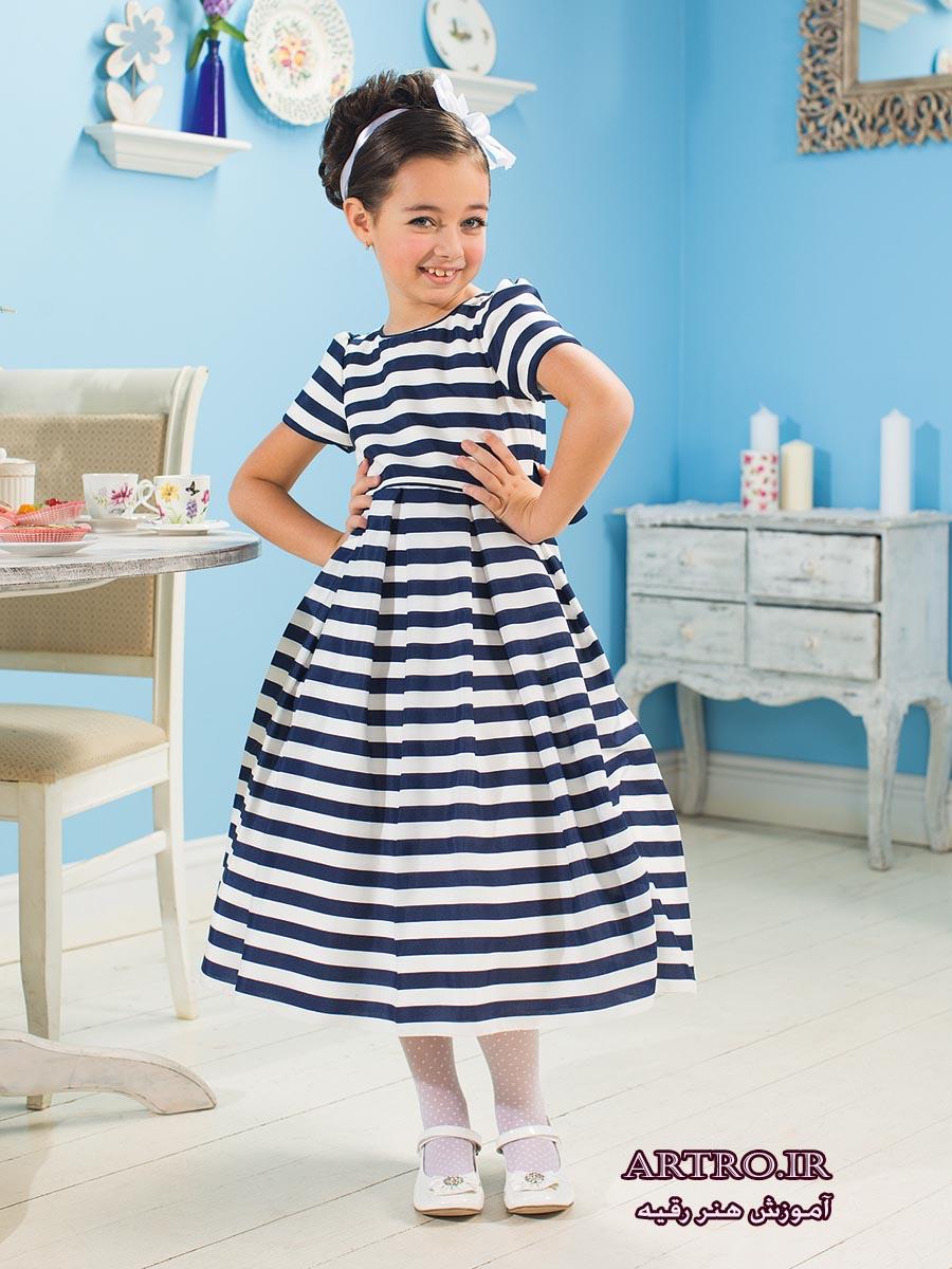 لباس دختربچه سال 97