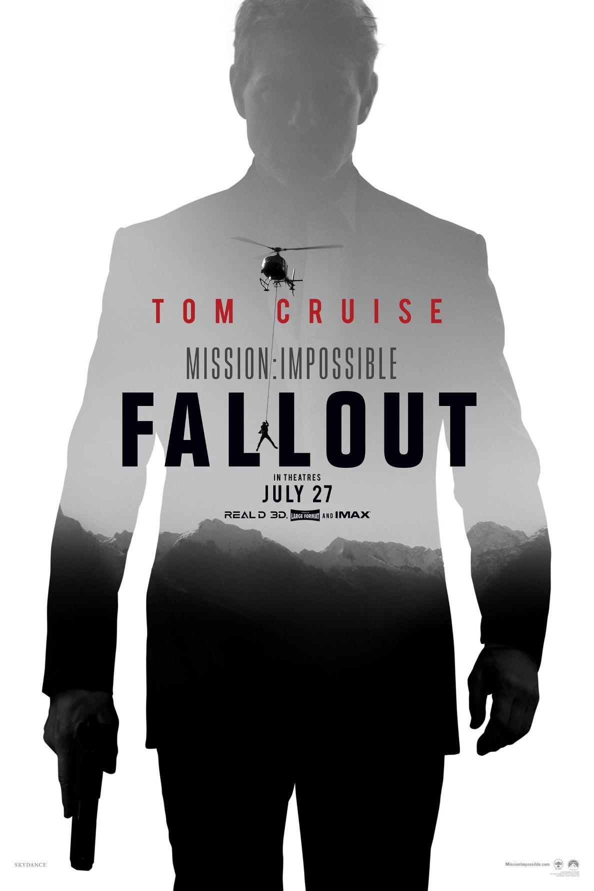 دانلود فیلم Mission Impossible: Fallout 2018