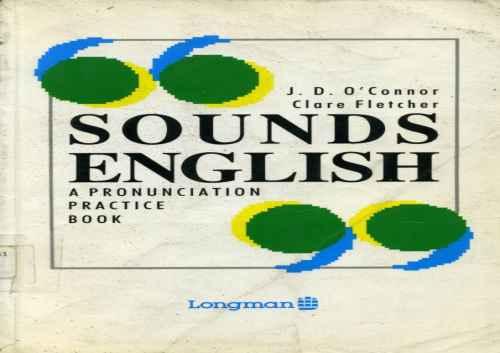 دانلود کتاب Sounds English Pronunciation Practice Book