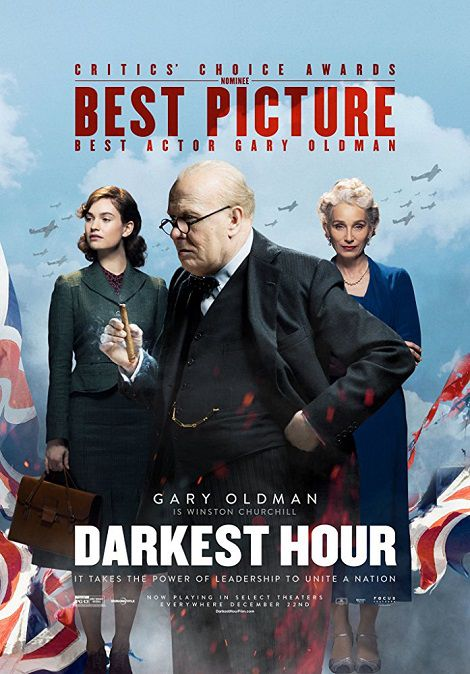 دانلود فیلم تاریک ترین ساعت Darkest Hour 2017