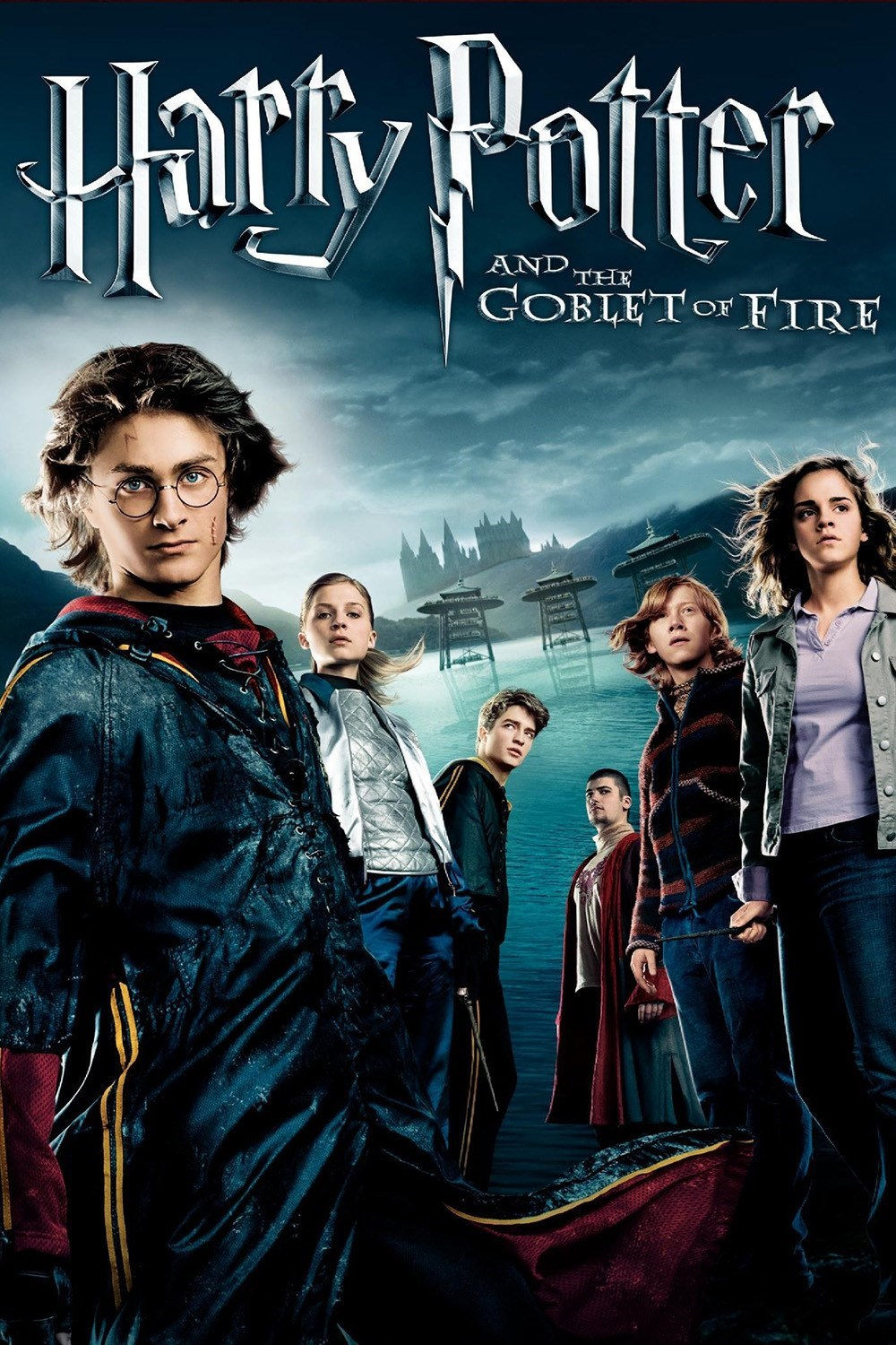 دانلود فیلم Harry Potter and the Goblet of Fire 2005