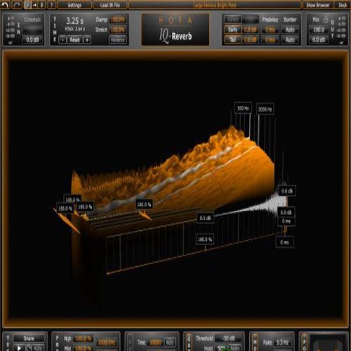 دانلودرایگان پلاگین HOFA-Plugins HOFA IQ-Reverb