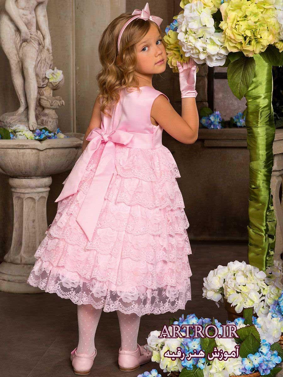لباس شب دختربچه ها,
