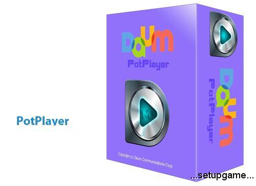 دانلود PotPlayer 1.7.8557 Final x86/x64  – پات پلیر نرم افزار رایگان پلیر فایل های ویدئویی