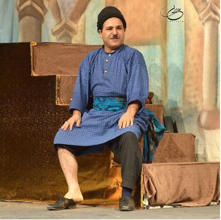 بیوگرافی بهمن تقی پور|مدیربرنامه گروه هنری صمد ممد