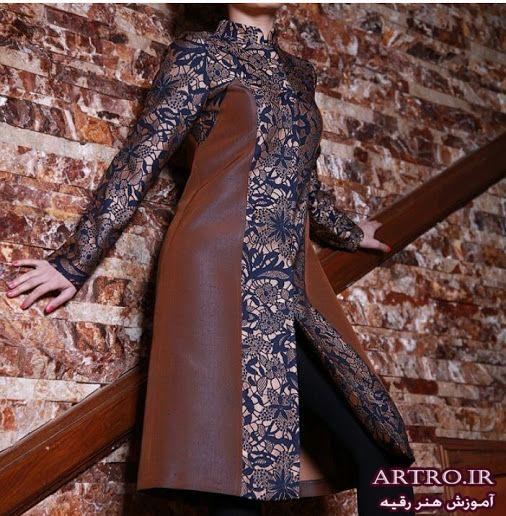 مدل مانتو اسپرت دخترانه سال 97
