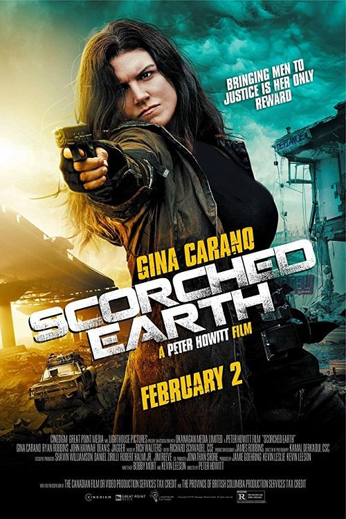 دانلود رایگان فیلم Scorched Earth 2018