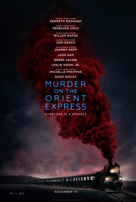 دانلود فیلم قتل در قطار سریع السیر شرق Murder on the Orient Express 2017