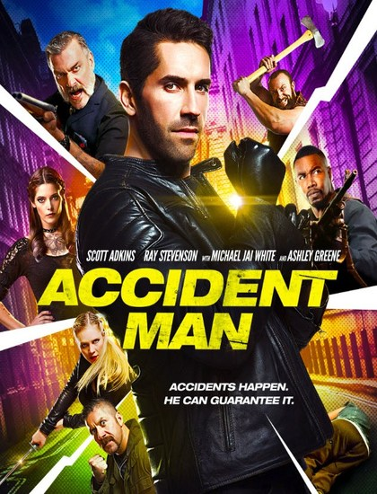 دانلود فیلم Accident Man 2018