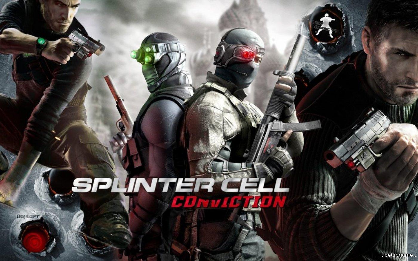 حالا امکان بازی اسپیلنترسل کانویکشن در پلتفرم Xbox One وجود دارد