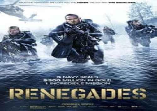دانلود فیلم خارجی Renegades 2017