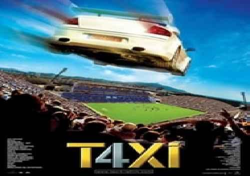 دانلود فیلم خارجی Taxi 4 2007