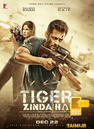 دانلود فیلم تایگر 2 Tiger Zinda Hai 2017