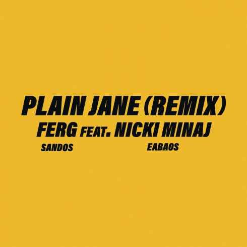 دانلود رمیکس جدید ASAP Ferg ft. Nicki Minaj به نام Plain Jane REMIX