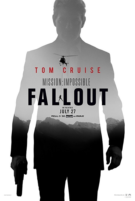 دانلود فیلم Mission: Impossible - Fallout 2018