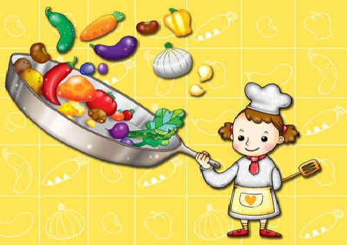 مقاله تغذیه در دوران کودکی