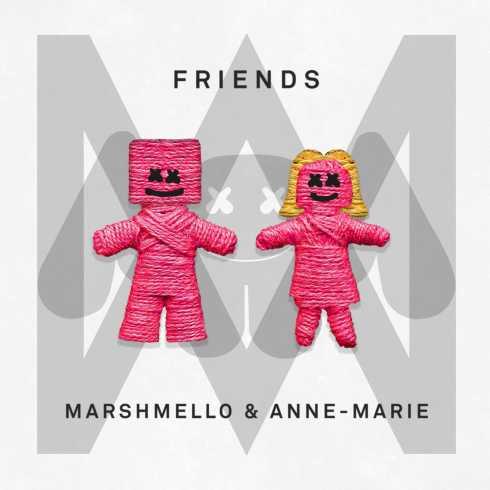 دانلود آهنگ Friends از Marshmello (مارشملو) و Anne-Marie