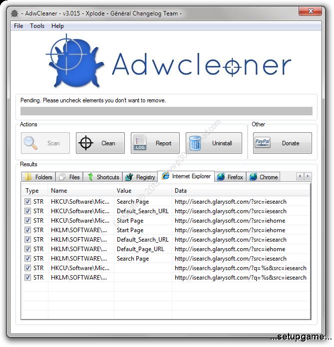 دانلود AdwCleaner v7.0.8.0 - حذف آسان انواع بدافزارها و عناصر تبلیغاتی از روی سیستم