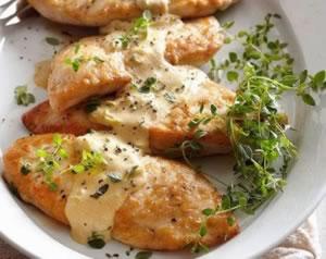 طرز تهیه خوراک مرغ مجلسی