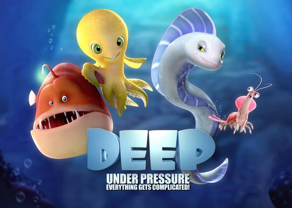 انیمیشن دیپ Deep