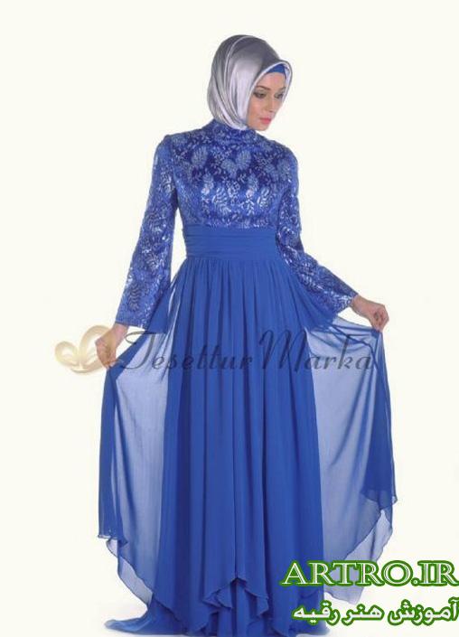 مدلهای لباس مجلسی بلند زنانه,